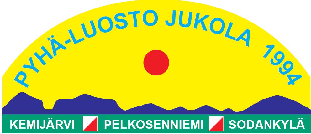 Tarina Pyhä-Luosto-Jukolasta